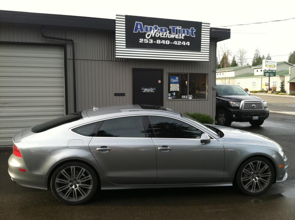 Puyallup Tacoma Location Window Tinting